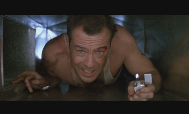 Die Hard (1988) , December 13, 11:00 PM