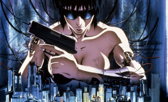 Ghost in the Shell, Nov. 1, 11:00 PM