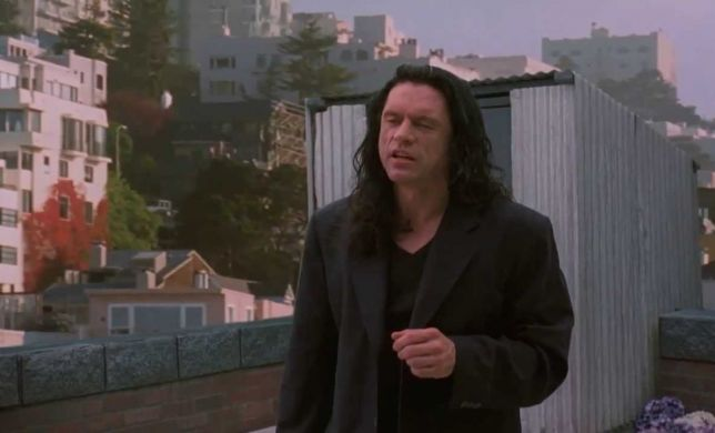 Bijou After Hours: THE ROOM Sat, Feb 20th at 11PM at FilmScene