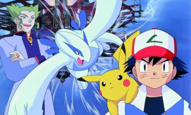Bijou After Hours: POKEMON 2000, Saturday August 27 at 11PM at FilmScene