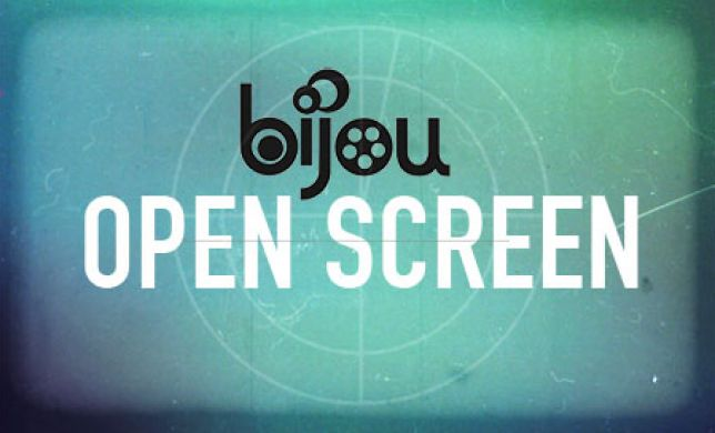 Open Screen December 2nd at 5pm