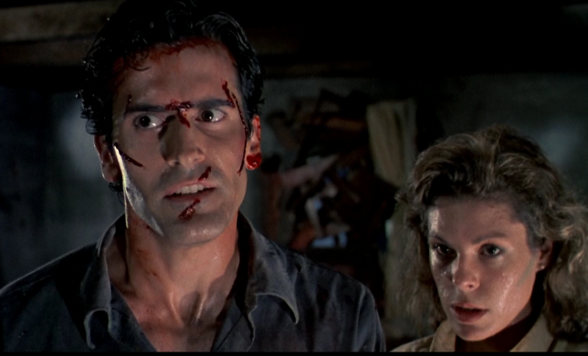 Bijou After Hours Double Feature: THE EVIL DEAD, Saturday October 29th at 9PM at FilmScene