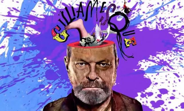 We Banter with Terry Gilliam - on Video!